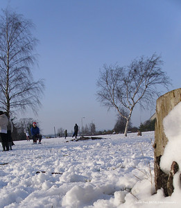 WWW. Newark & Sherwood Sconce hill park Feb 2012