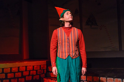 The Happy Elf Production Stills
