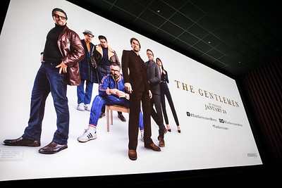 Gentleman Screening