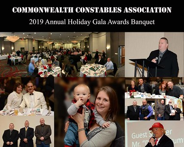 CCA Awards Banquet 2019