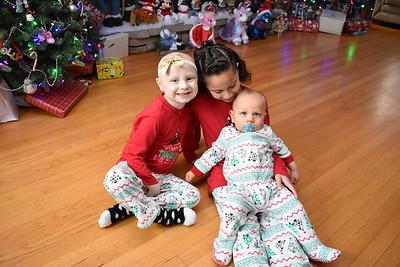 Olivia, Aria and Sloan