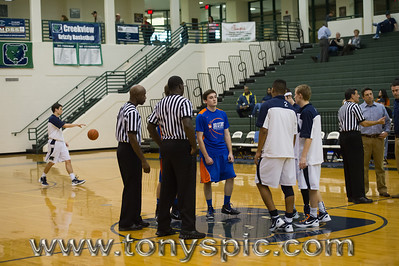Bruins Vs Creekview & Jan 2012