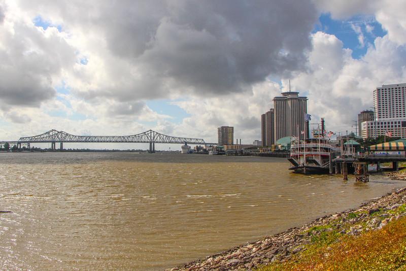 Mississippi River...