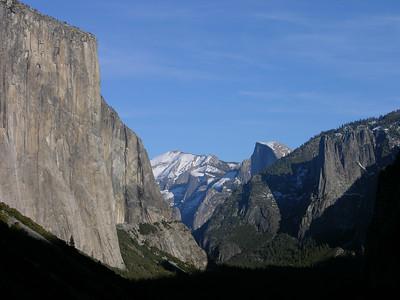 Yosemite, December 2004