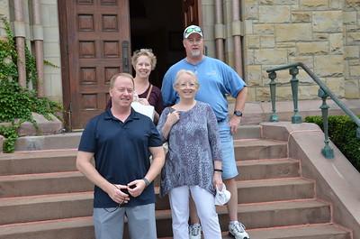 Ithaca NY Memorial Tour