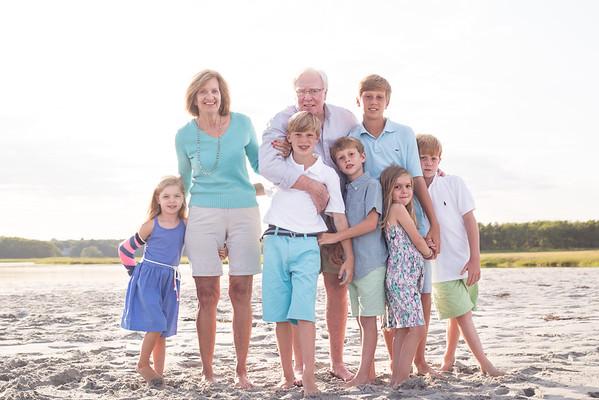 Maine Family Photographer - Lamey Clan 2015
