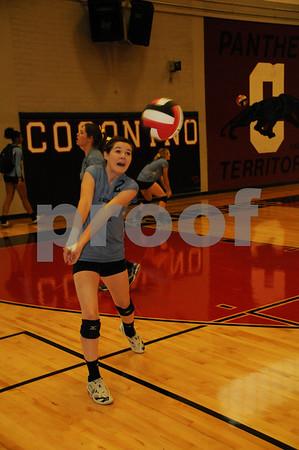 2010 Cactus JV Volleyball
