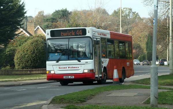UK Bus & Other Transport November 2020