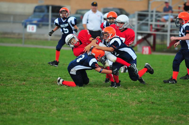 5-6 Grade Shelby Football vs.Galion--September 7, 2008