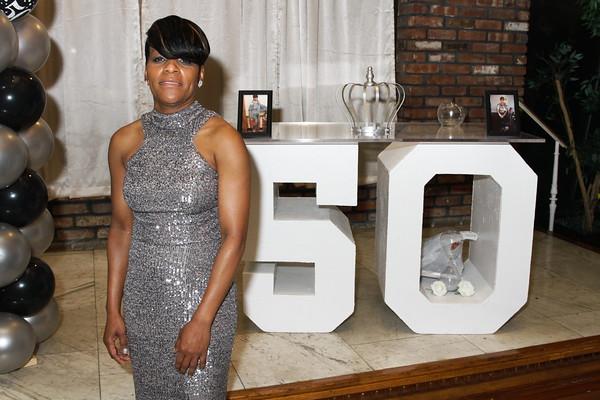NOVEMBER 9TH, 2019: VALERIE'S 50TH BIRTHDAY BASH