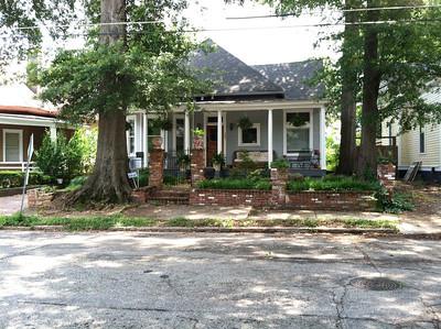 Around Old Fourth Ward Atlanta