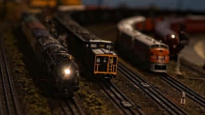 Model Trains 2016