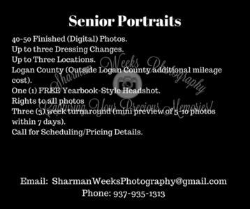 Senior Details