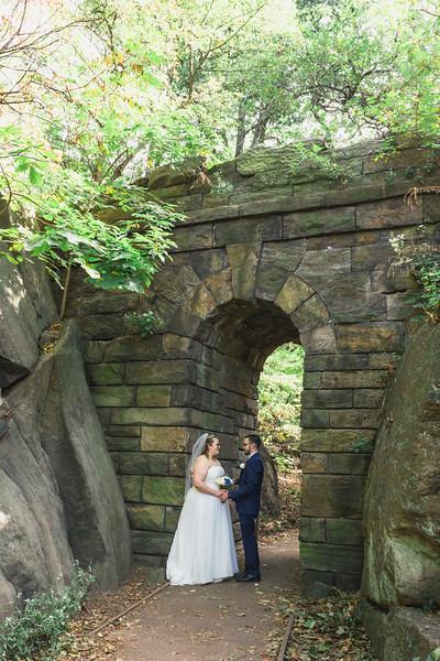 Central Park Elopement - Hannah & Eduardo