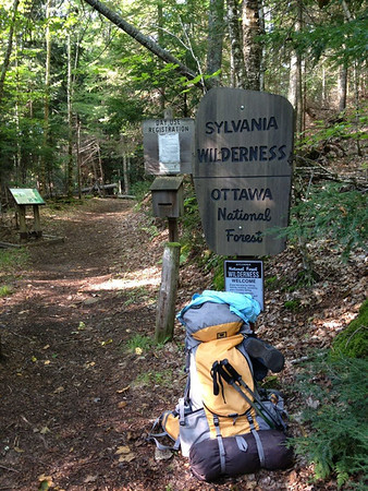 Sylvania Wilderness Aug2012