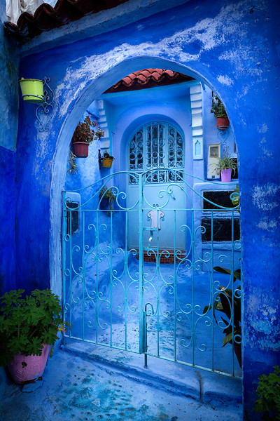 Doors of Morocco