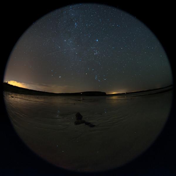 Universe in a Beach