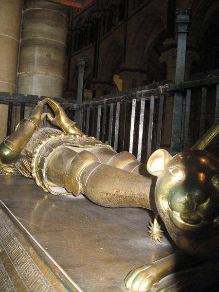 Tomb of the eBlack Prince, Canterbury Cathedral