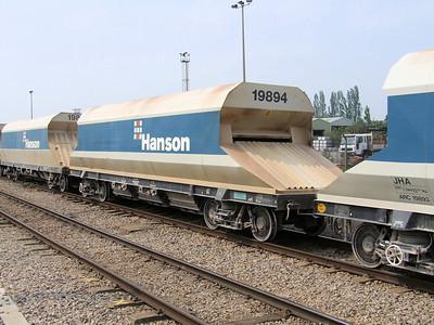 JFA/JHA (ARC) - Bogie Aggregate Hopper Wagon