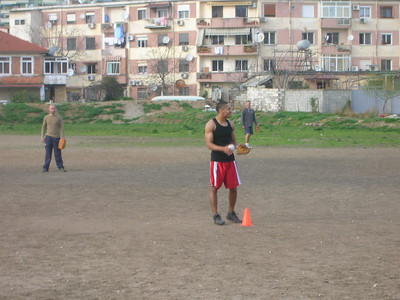 Baseball Tirana March 16