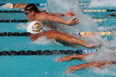 Swim 3/15 at Rio Hondo