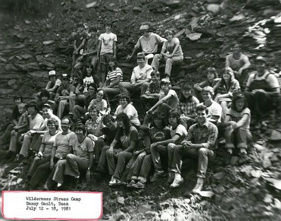 Wilderness Camp 1980-1989