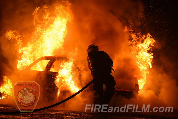 Schuylkill County - Union Twp. - Car Fire - 05/05/2017
