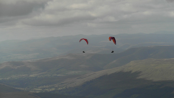 Dodd Fell XC - 1st Sept 2012