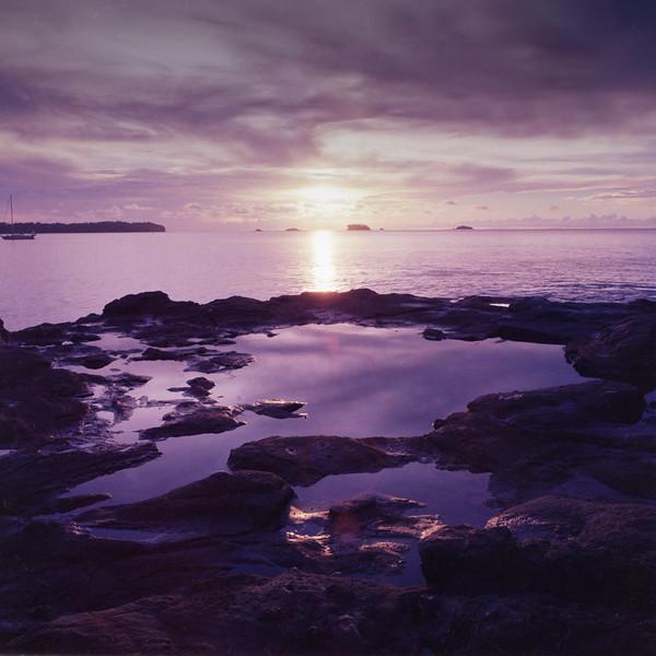 Contadora Sunset
