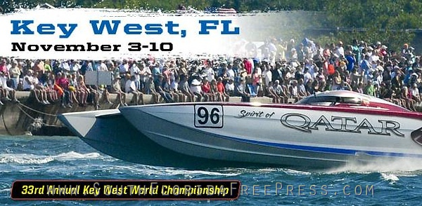 World ChampioshipPower Boat Races in Key West