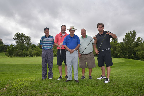 Golf Event - August 2016