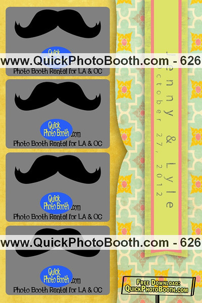 Find the right template for your photobooth at Quick Photo Booth