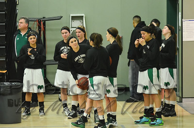 2012 Dixon Varsity Girls vs Lindhurst