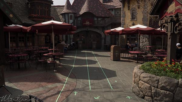 Disneyland Resort, Disneyland, Fantasyland, Village Haus, Village, Haus, Red Rose Taverne, Red, Rose, Taverne, Tavern