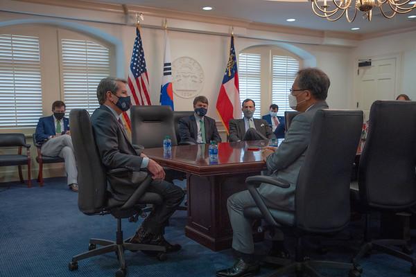 04.12.2021 Meeting with Consul General of Republic of Korea