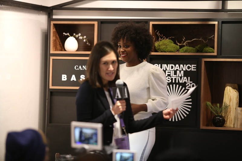 Canada Goose And The Atlantic Present A Director Chat: Dee Rees At Sundance Film Festival 2020