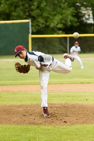 5/10/21 Varsity Baseball over Chester 15-5