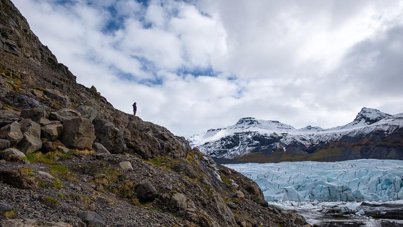 Glacier - Iceland Tour 2018