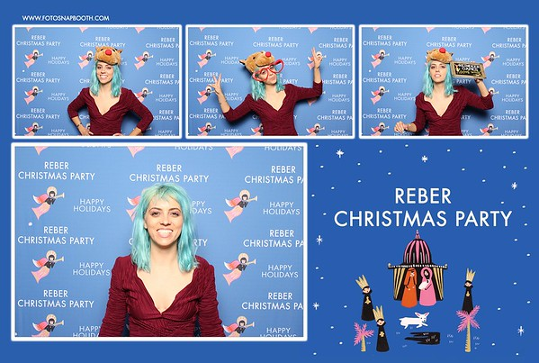 Reber Christmas Party 2019