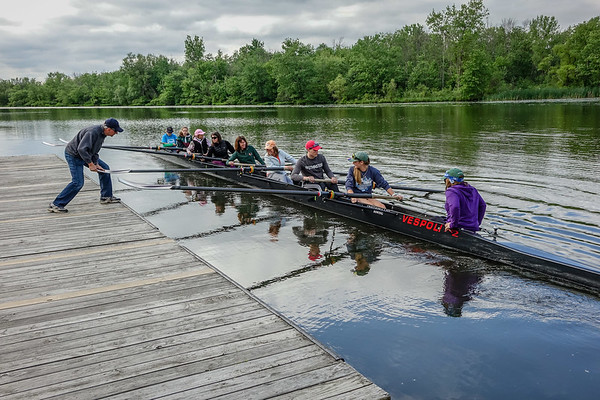 CLRA Learn to Row, 2018