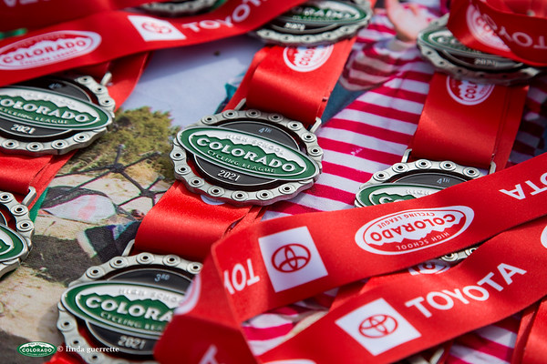2021 Yampa Region - Granby XC Race - Podiums