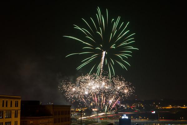 Saint Paul Fireworks Super Show