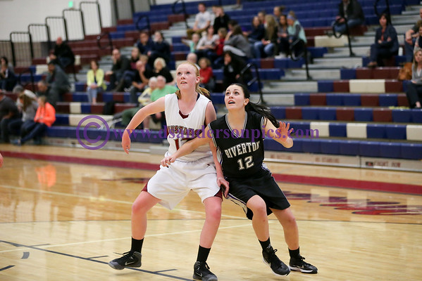 2015 01 13 RHS VS HERRIMAN GIRLS BASKETBALL SOPHS