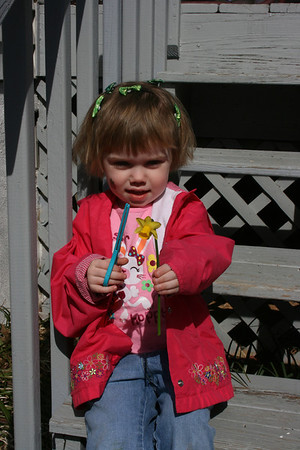 Picking Daffodils