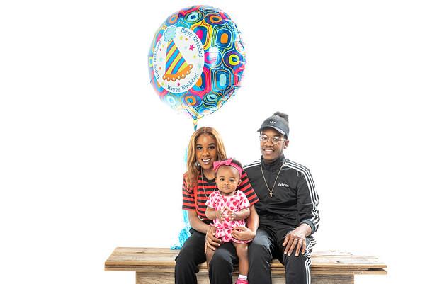 Jonetta Williams Family