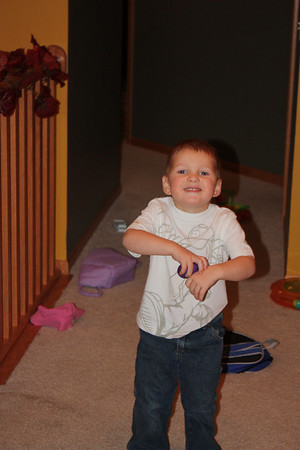 Brandon 2 years old