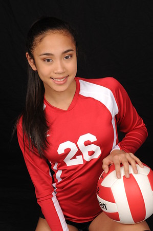 Gabby City Lions Volleyball Club Portraits