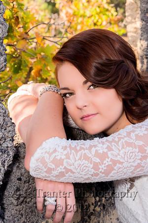 Paige Larsen Senior Portrait