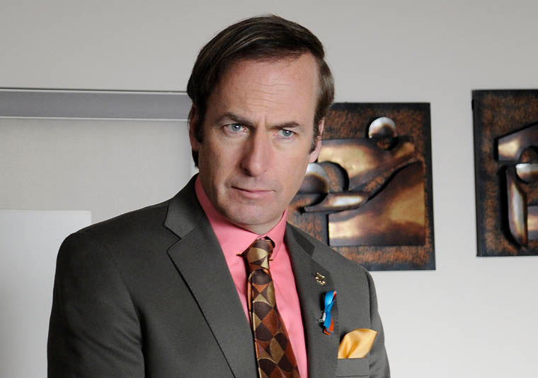 . <p>4. SAUL GOODMAN <p>Better call some good writers to keep the prequel from sucking big-time.