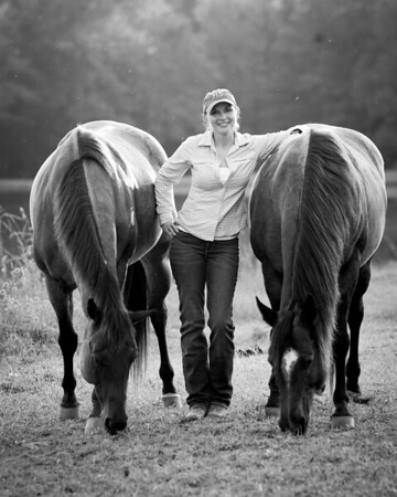 October 7, 2020 - Stacey, Sage & Horses